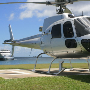 Heli Sales Australia - AS350BA low skid